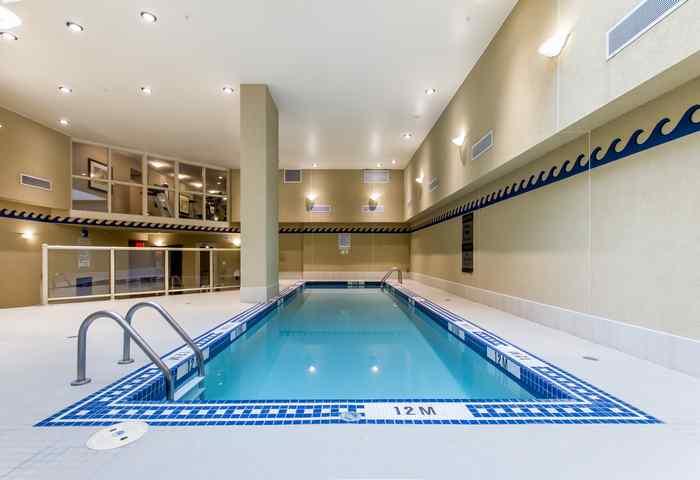 Pool / Hot Tub / Steam Rm