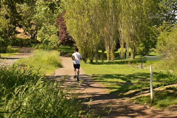 Cedar Hill GC Trails