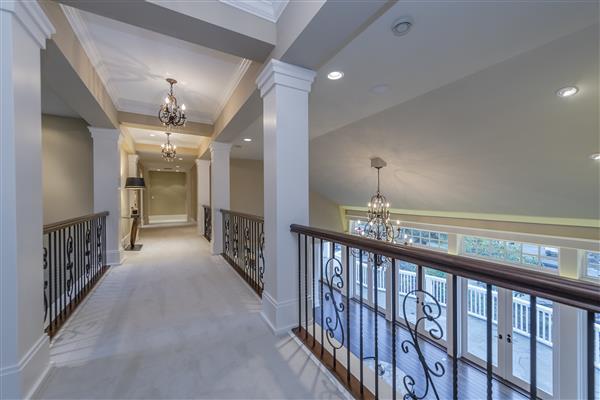 Upper Hallway/ Catwalk