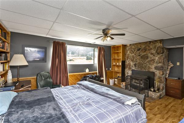 Master Bedroom/ Family Room