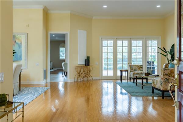 Foyer / Dining Room / Living Room