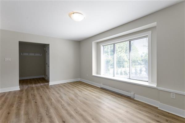 Lower Unit Living Space