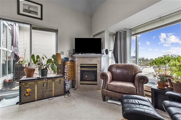 Living Room / Deck