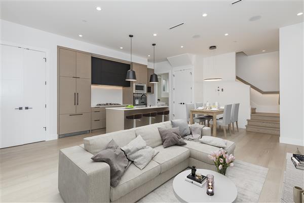 Living Room - Add Small Dining Set Under Ligh