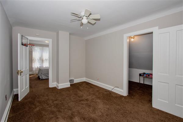 2nd Floor Bedrooms