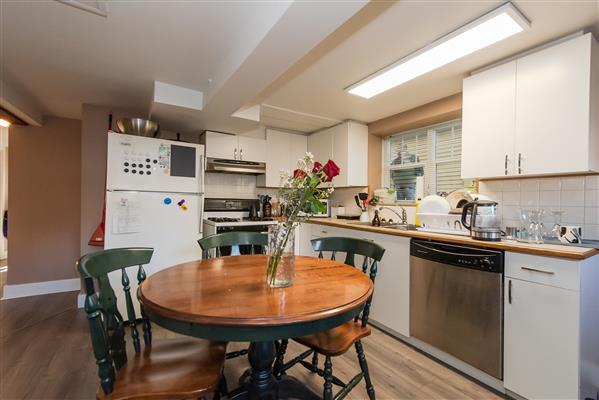 Lower Suite Kitchen