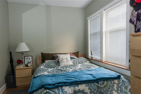 Upper Level Suite Bedroom