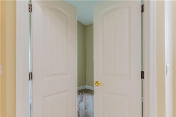 French Door Detail